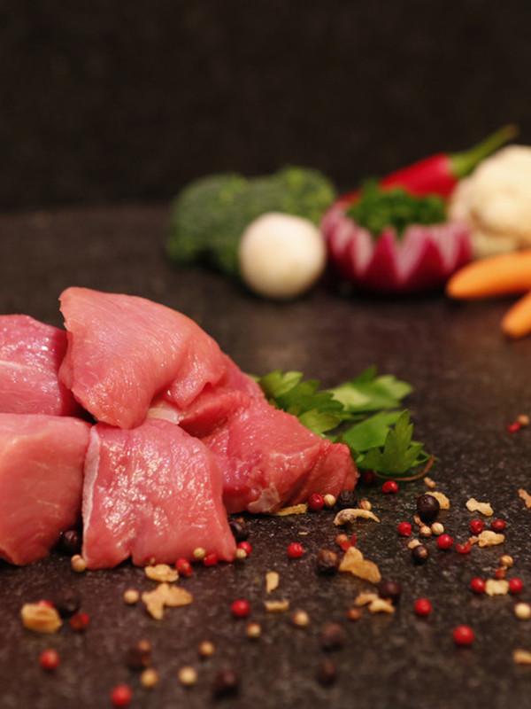 Kippenstoofvlees